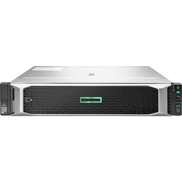 HPE ProLiant DL180 G10 2U Rack Server - 1 x Xeon Silver 4208 - 16 GB RAM HDD SSD - Serial ATA/600 Controller - P19564-B21