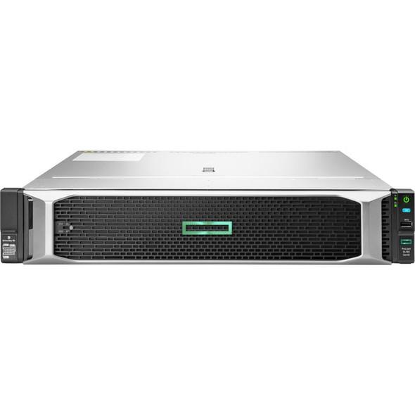 HPE ProLiant DL180 G10 2U Rack Server - 1 x Xeon Silver 4208 - 16 GB RAM HDD SSD - Serial ATA/600 Controller - P19564-B21
