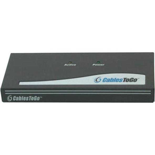 C2G 4-Port UXGA Monitor Splitter/Extender (Male Input) - 29551