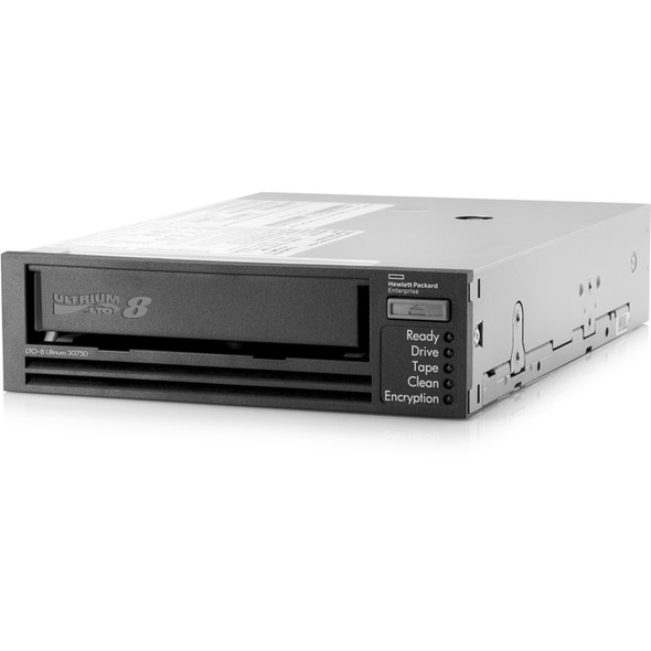 HPE StoreEver LTO-8 Ultrium 30750 Internal Tape Drive - BC022A