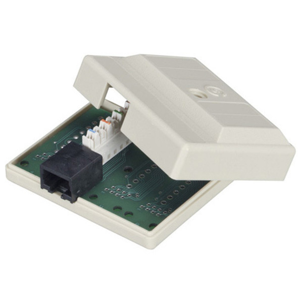 Black Box Network Surface Mounting Box - 38778