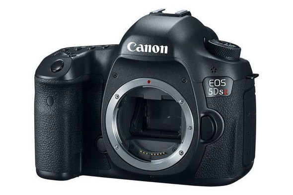 Canon EOS 5DS R 50.6MP Digital SLR Camera with LPF Effect Cancellation