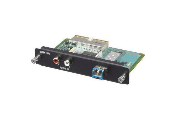 Sony BRBK-SF1 - Video/audio extender - fiber optic - up to 1.2 miles - 1310 nm - for Sony BRC-Z330