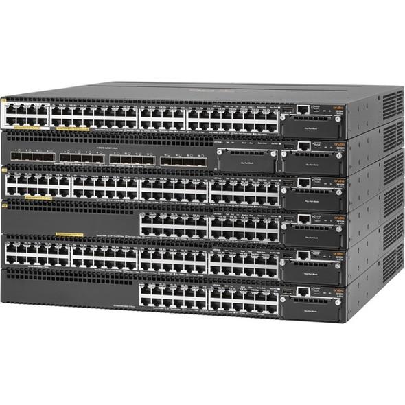 Aruba 3810M 48G PoE+ 4SFP+ 680W Switch - JL428A#ABA