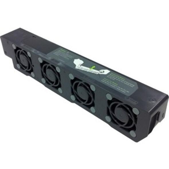 QNAP System Cooling Fan Module, 8 cm 11500 rpm 4 - SP-A02-6CM4-FAN-MODULE