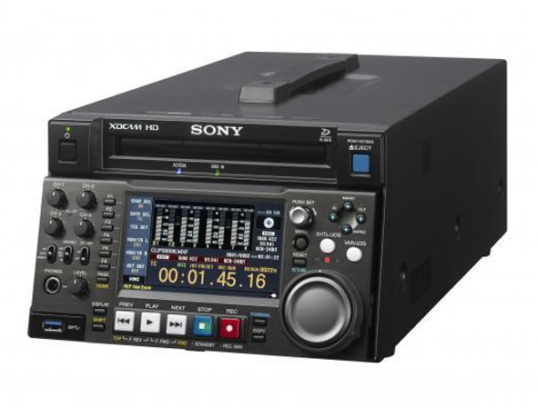 Sony PDW-HD1550 - Disk drive - PD - external