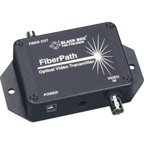 Black Box FiberPath Transmitter (Without Power Supply) - AC445A-TX