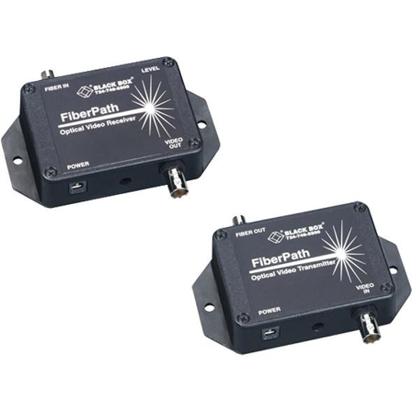 Black Box AC444A FiberPath Video Console/Extender - AC444A