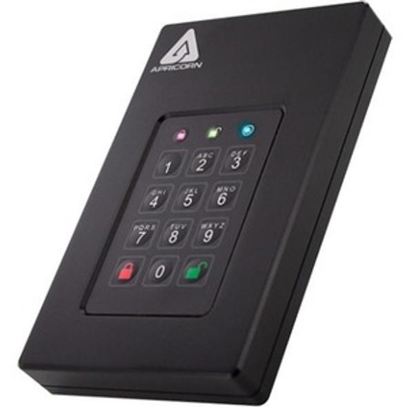 Apricorn Aegis Fortress 500 GB Hard Drive - External - AFL3-500
