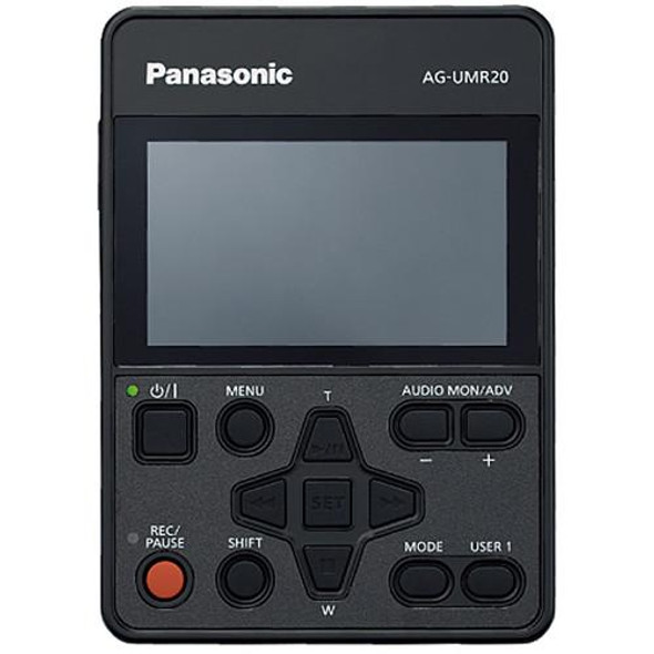 Panasonic AGHMR10PJ Compact AVCCAM Field Recorder/Player