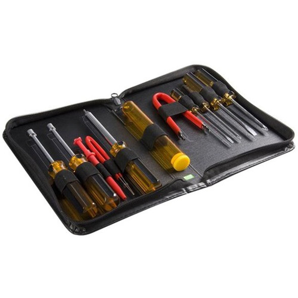 StarTech 11 Piece PC Computer Tool Kit with Carrying Case - CTK200