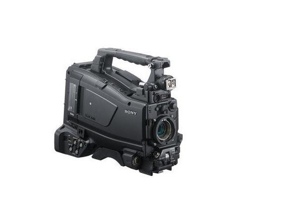 Sony XDCAM PXW-X400KC - Camcorder - 1080p / 60 fps - 20x optical zoom - flash card - Wi-Fi, NFC