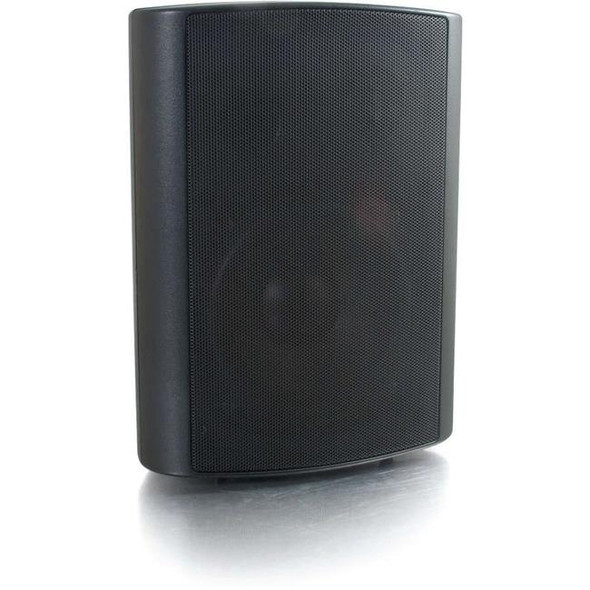 C2G Cables To Go 5in Wall Mount Speaker 70v - Black (Each) - 39908