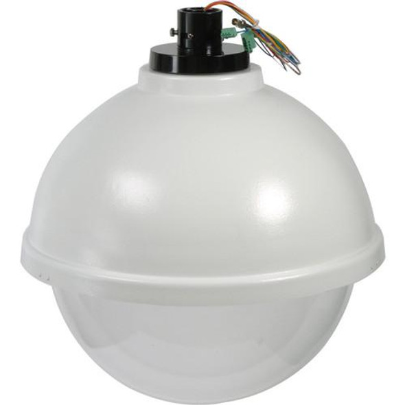 Sony BRC-SDP16 - Camera dome - with blower, heater, power supply - pendant mountable - outdoor - clear