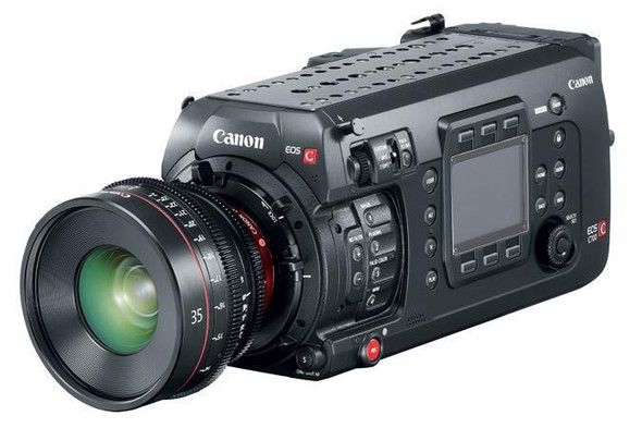 Canon 20.8MP Digital Cinema Camera with Dual Pixel CMOS AF Technology