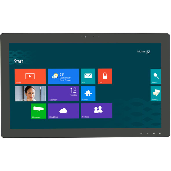 """Planar Helium PCT2785 27"""" LCD Touchscreen Monitor - 16:9 - 12 ms - 997-6848-00"""