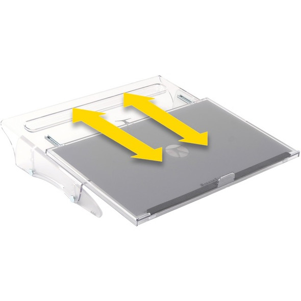Bakker Elkhuizen FlexDesk 640 Adjustable Document Holder - BNEFDESK640A