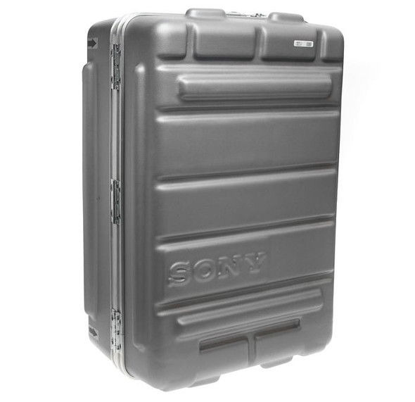 Sony LC 424TH - Hard case for camcorder - for Sony DSR-400K, DSR-400PL, XDCAM EX PMW-350K