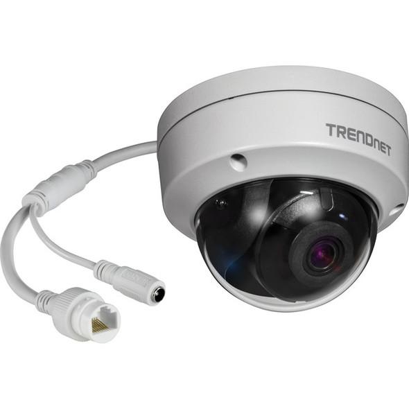 TRENDnet TV-IP317PI 5 Megapixel Network Camera - Dome - TV-IP317PI