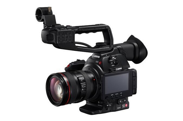 Canon EOS C100 Mark II 9.84MP Digital HD 1080p Cinema Camcorder