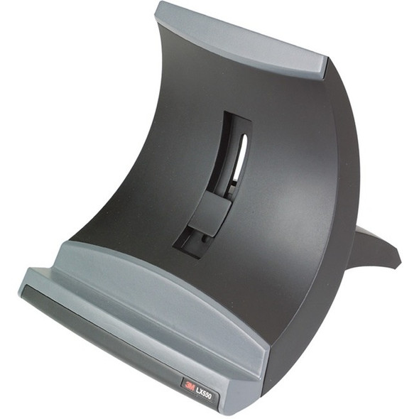 3M Ergonomic Vertical Notebook Computer Riser - LX550