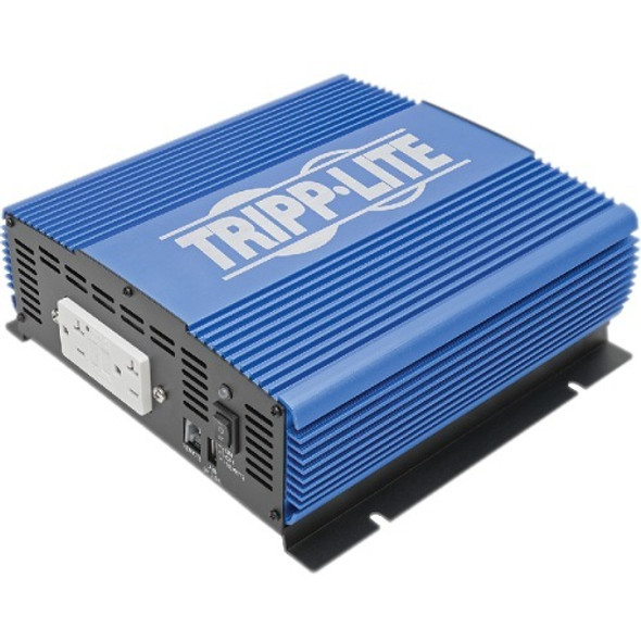 Tripp Lite 2000W Compact Power Inverter Mobile Portable 2 Outlet 1 USB Port - PINV2000