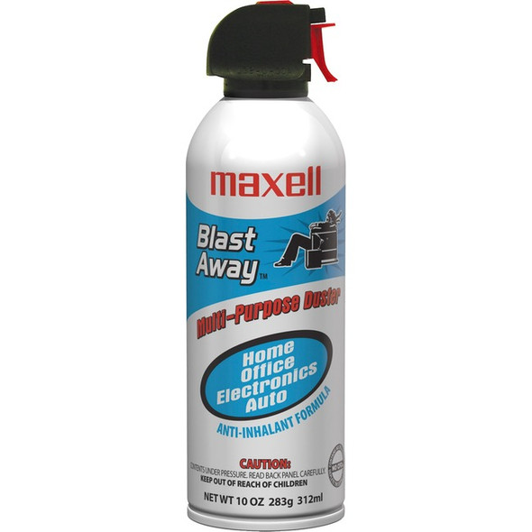 Maxell All-purpose Duster Canned Air - 190025