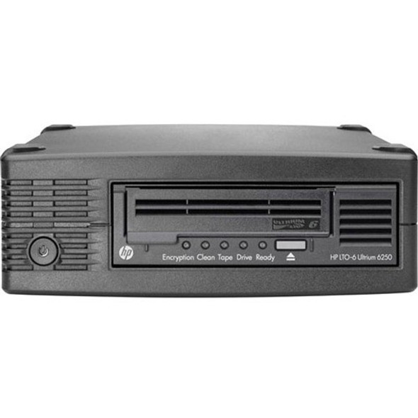 HPE StoreEver LTO-6 Ultrium 6250 Internal Tape Drive - EH970A#ABA