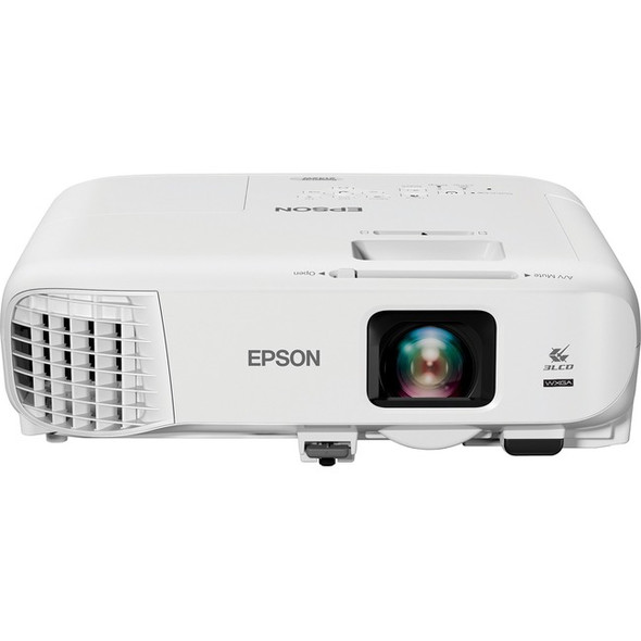 Epson PowerLite 2142W LCD Projector - 16:10 - V11H875020