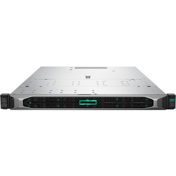 HPE ProLiant DL325 G10 Plus 1U Rack Server - 1 x EPYC 7402P - 64 GB RAM HDD SSD - 12Gb/s SAS Controller - P18605-B21