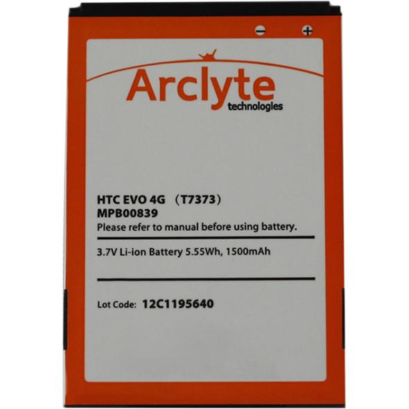 Arclyte HTC Batt Cedar 100; Evo 4G; Evo 4G Shift - MPB00839