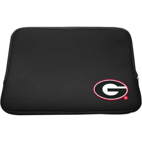 "Centon Collegiate LTSC15-UGA Carrying Case (Sleeve) for 15"" to 16"" Notebook - Black - LTSC15-UGA"