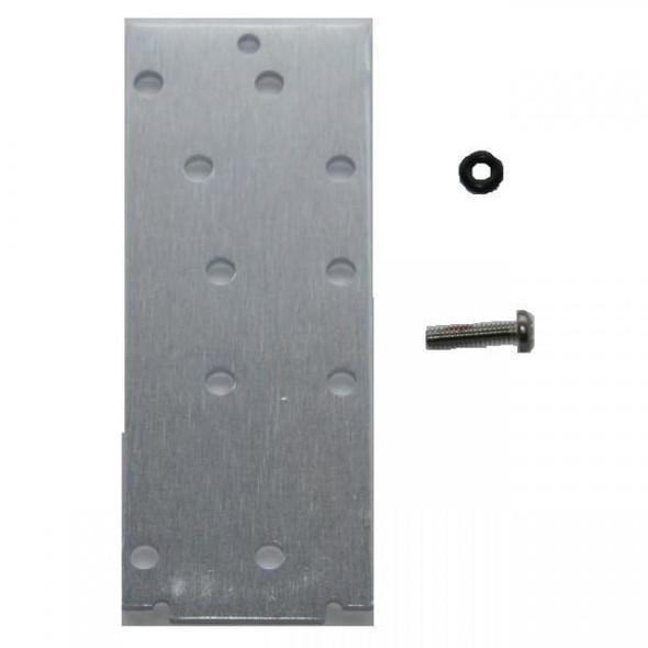 Blackmagic Design R2-BLANK openGear 20 Slot Frame Rear Module Blank Plate