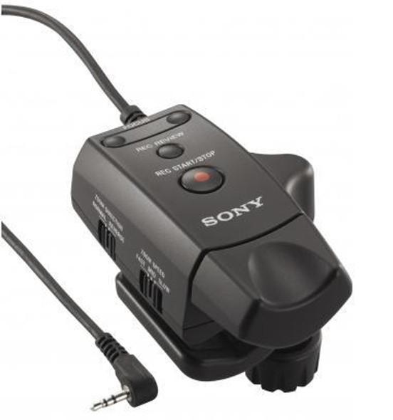 Sony RM-1BP - Remote control - cable - for Sony HVR-Z1J, HXR-MC88, NXCAM HXR-NX100, NX3, NX3/1, NX3/VG1, NEX-EA50, XDCAM PXW-Z150