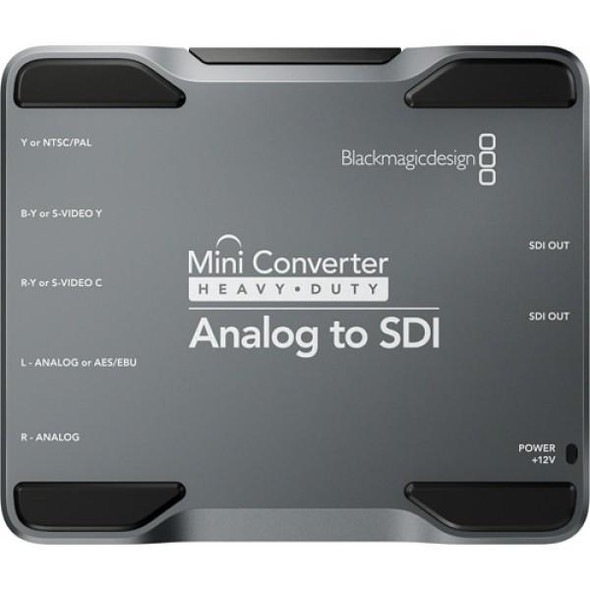 Blackmagic Design CONVMH/DUTYAAS Mini Converter H/Duty Analog to SDI