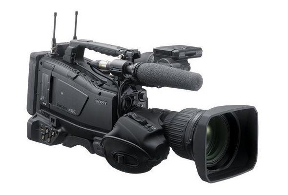 Sony XDCAM PXW-Z450 - Camcorder - 4K / 60 fps - body only - flash card - Wi-Fi, NFC