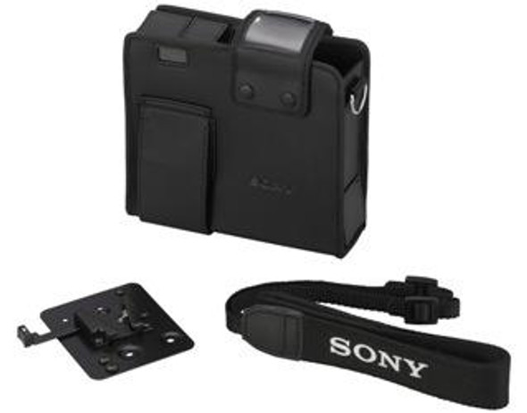 Sony LCS-F01D - Case for wireless receiver - for Sony DWA-F01D