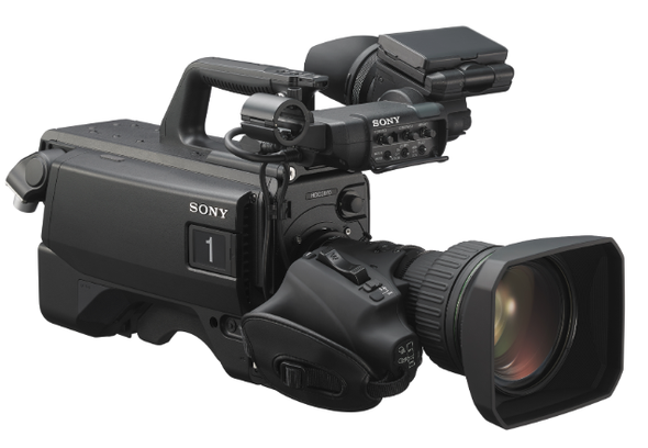 Sony HDC-3170 - Camcorder - 1080p / 60 fps - body only