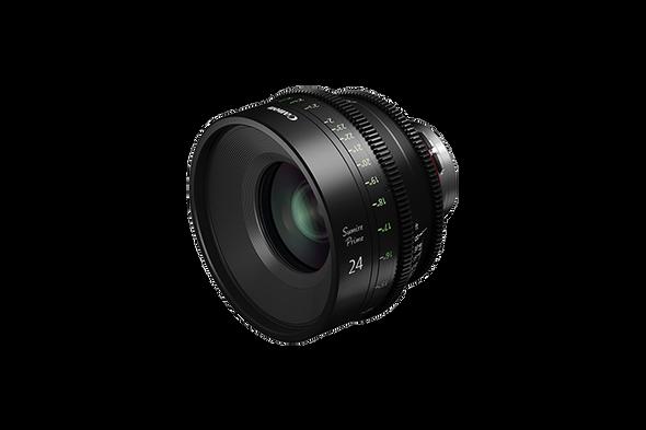 Canon SUMIRE PRIME CN-E24mm T1.5 FP X (PL Mount) Lens