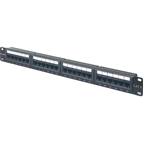 Belkin 24 ports Cat5 Patch Panel - F4P638-24-AB5