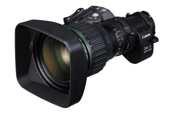 Canon HJ24ex7.5B 24x HD Portable Telephoto Zoom Lens