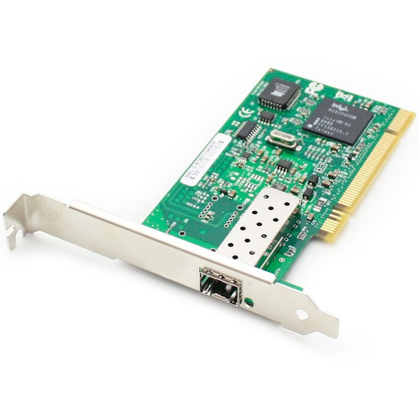 AddOn 100Mbs Single Open SFP Port MMF or SMF PCI Network Interface Card - ADD-PCI-1SFP-FX
