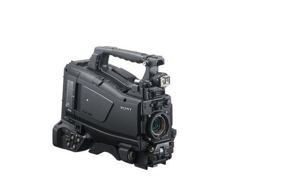 Sony XDCAM PXW-X400 - Camcorder - 1080p / 60 fps - body only - flash card - Wi-Fi, NFC