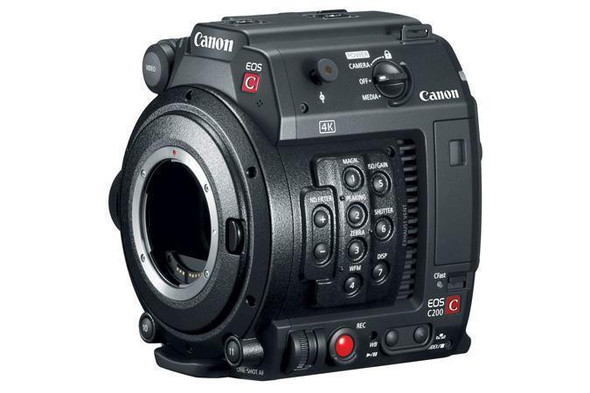 Canon EOS C200B Digital Cinema Production Camera