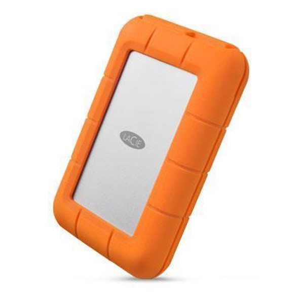 LaCie STFR2000800 2TB Rugged USB-C Mobile Storage Hard Drive