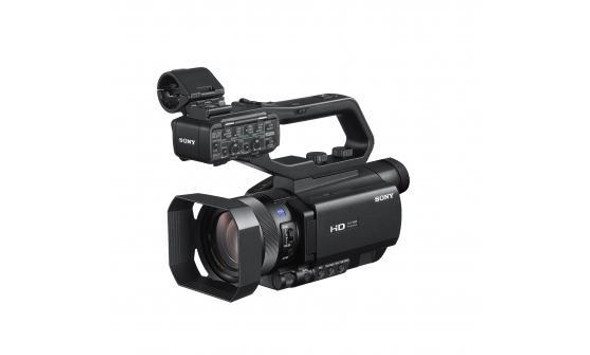 Sony HXR-MC88 - Camcorder - 1080p / 60 fps - 14.2 MP - 12x optical zoom - ZEISS - flash card