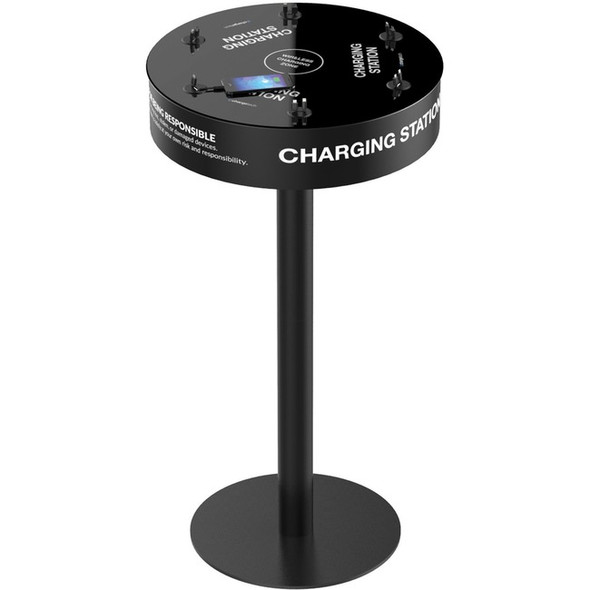 ChargeTech Power Table 12-Cable Charging Station - CT300054