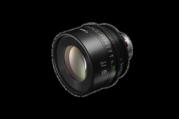Canon SUMIRE PRIME CN-E135mm T2.2 FP X (PL Mount) Lens