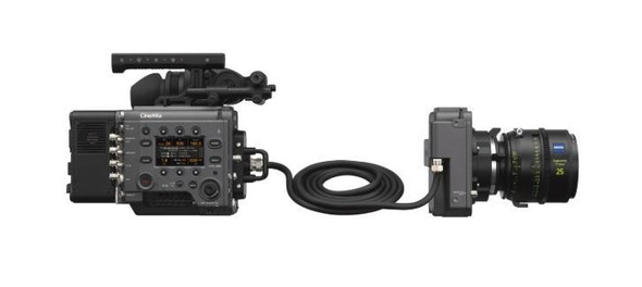 Sony CBK-3610XS - Imager extension system - for CineAlta VENICE MPC-3610
