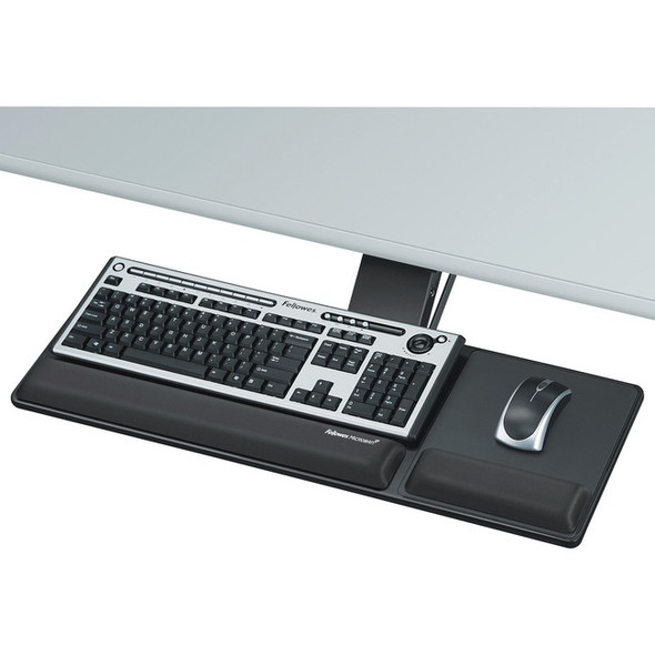 Fellowes Designer Suites Compact Keyboard Tray - 8017801